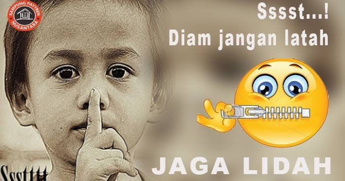 Image result for jaga lidah