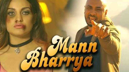Mann Bharya Lyrics in Hindi- B Praak