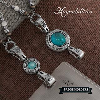 Magnabilities Badge Holders