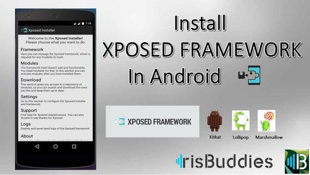 latest xposed installer