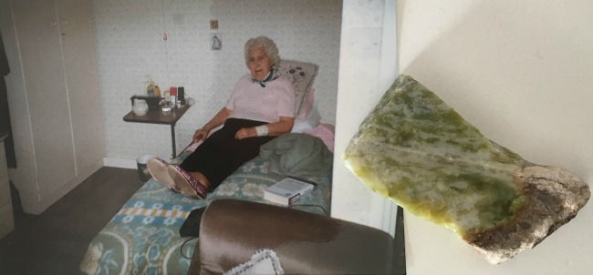 picture-of-old-lady-on-bed-with-piece-of-Connemara-marble