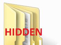 Cara Menyembunyikan Folder dan File di Komputer atau Laptop