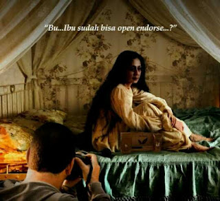 Gambar Lucu Gokil Terbaru Film Pengabdi Setan