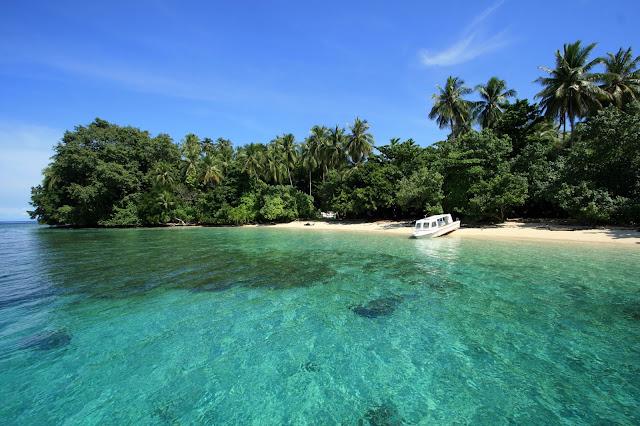 Taman Nasional Teluk Cendrawasih