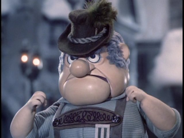 Burgermeiser in Santa Claus is Comin' to Town 1970 animatedfilmreviews.blogspot.com