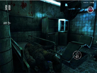game horor mental hospital 3