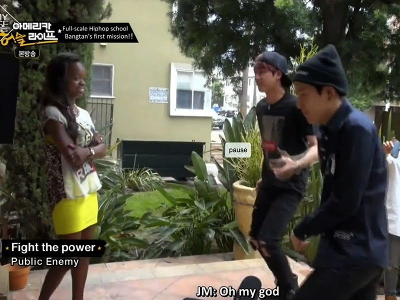 BTS - American Hustle Life