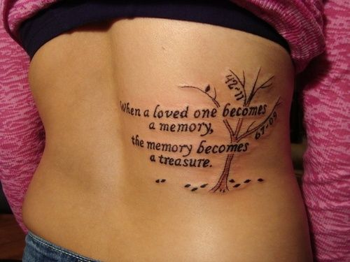 Tattoo Ideas For Girls Words And Phrases