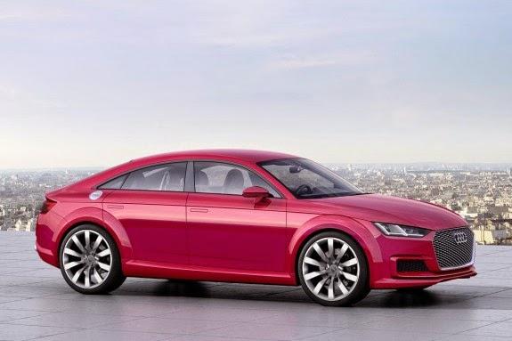 Audi TT-2015