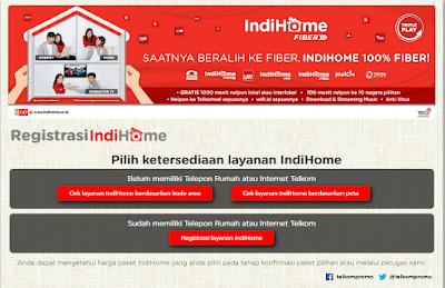 Tarif Internet Telkom Speedy Indihome 2017