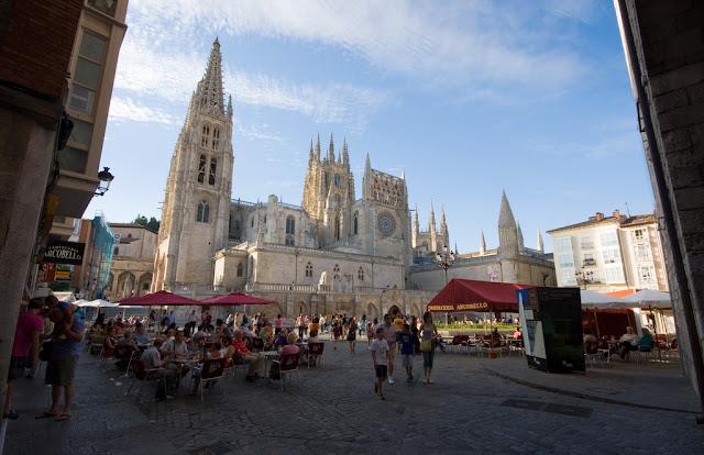 Viajando pela Espanha da Rainha Isabel de Castela (série Isabel) - Burgos