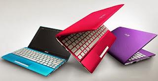 Harga dan Spesifikasi Laptop Asus Eee PC 1025C Murah