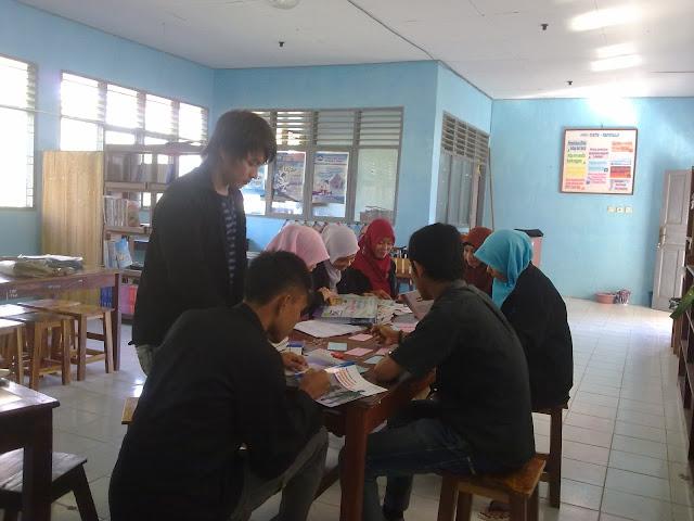 Laporan Praktek Kerja Perpustakaan (PKP) Universitas Terbuka Pokjar Tanete Rilau Kab. Barru