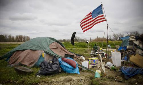 Estados Unidos, miseria,