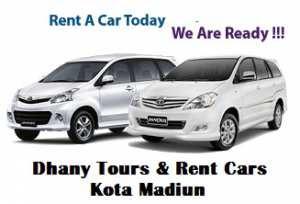Rental Mobil di Madiun