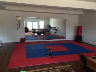 Greatmats Home Sport and Play Mat martial arts training space home
