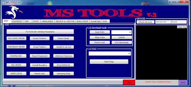 MS-Tools-V3 Mstool