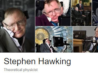 Stephen Hawking Theoretical physicist About Wiki