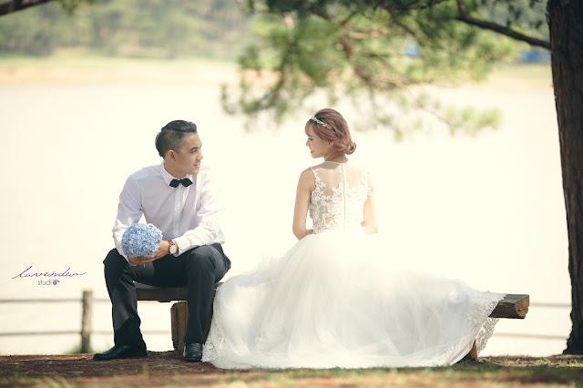 Chụp hình cưới ở Đà Lạt