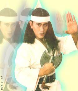 212 menjadi legend, Muridnya Sableng Gurunya Gendeng