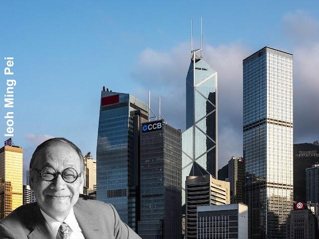 Kiến trúc sư thiết kế tòa nhà biểu tượng Hồng Kông qua đời ở tuổi 102