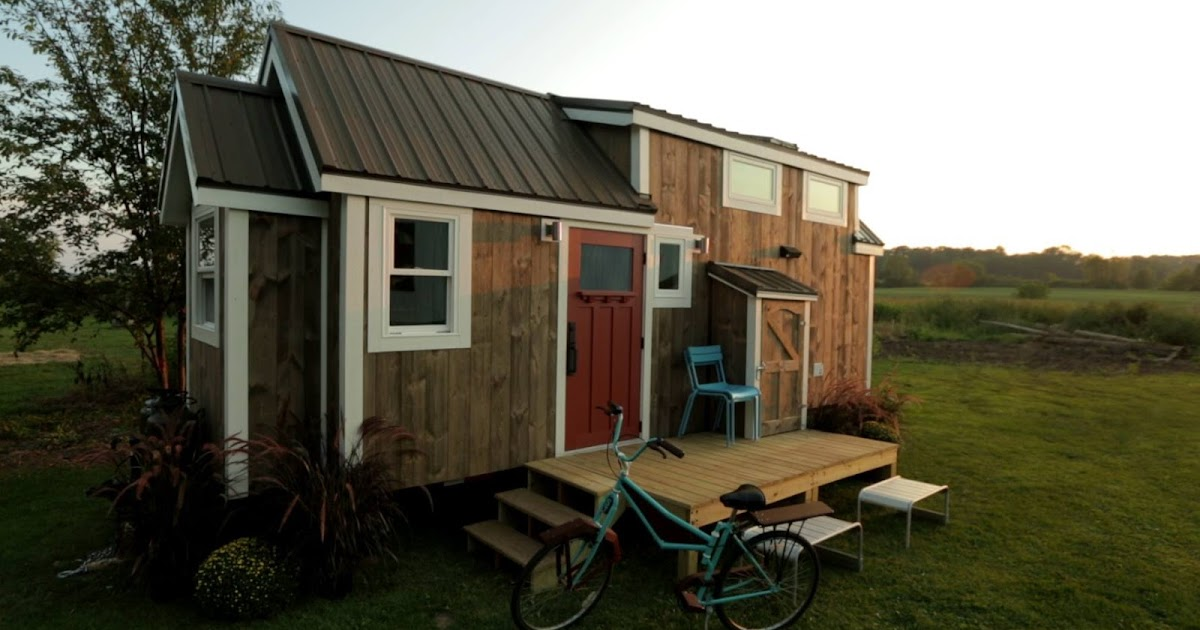 Tiny house town the watertown by wishbone tiny homes for Tiny house nation where are they now