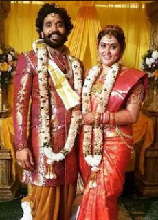 Namitha Family Husband Parents children's Marriage Photos