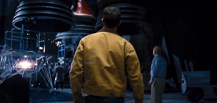 Matthew McConaughey şi Michael Caine în Interstellar