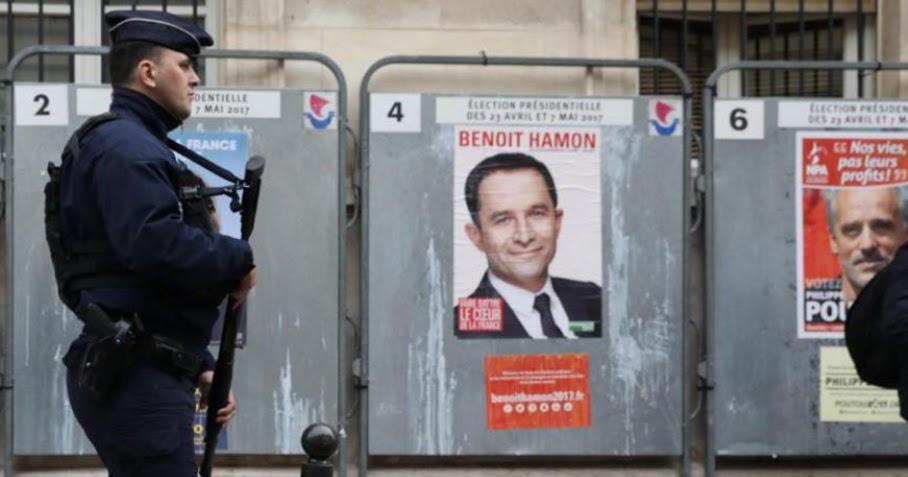 Incident bureau de vote besancon: présidentielle revivez la journée