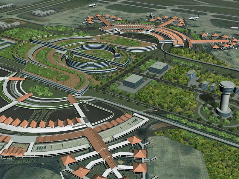Pengembangan Bandara Soekarno-Hatta Jakarta - Himpunan ...