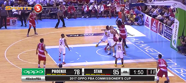 Star Hotshots def. Phoenix, 101-82 (REPLAY VIDEO) March 22