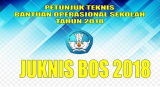 Juknis BOS 2018 PDF Terbaru untuk SD, SMP, SMA dan SMK