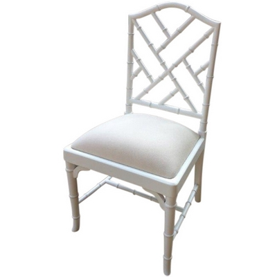 Fine Chinoiserie Chic Black And White The Chinese Chippendale Theyellowbook Wood Chair Design Ideas Theyellowbookinfo