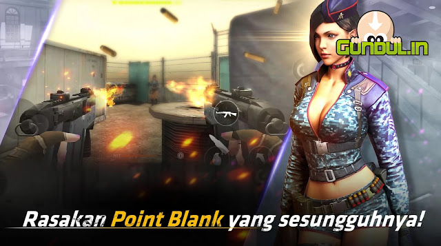 Point Blank Mobile v1.6.0 Full APK MOD (Server Indonesia)