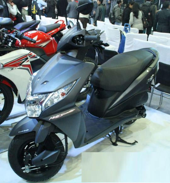 Eight New Scooters That The Indian Market Will See In 2012