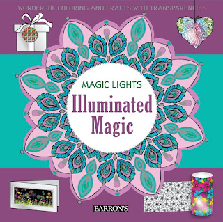 Illuminated Magic: Wonderful Coloring & Crafts with Transparencies