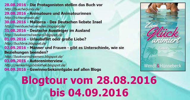 Zum Glück animiert - Interview mit Kirsten Wendt und Marcus Hünnebeck