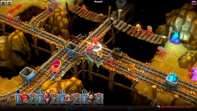 Super Dungeon Tactics Gameplay Screenshot 4
