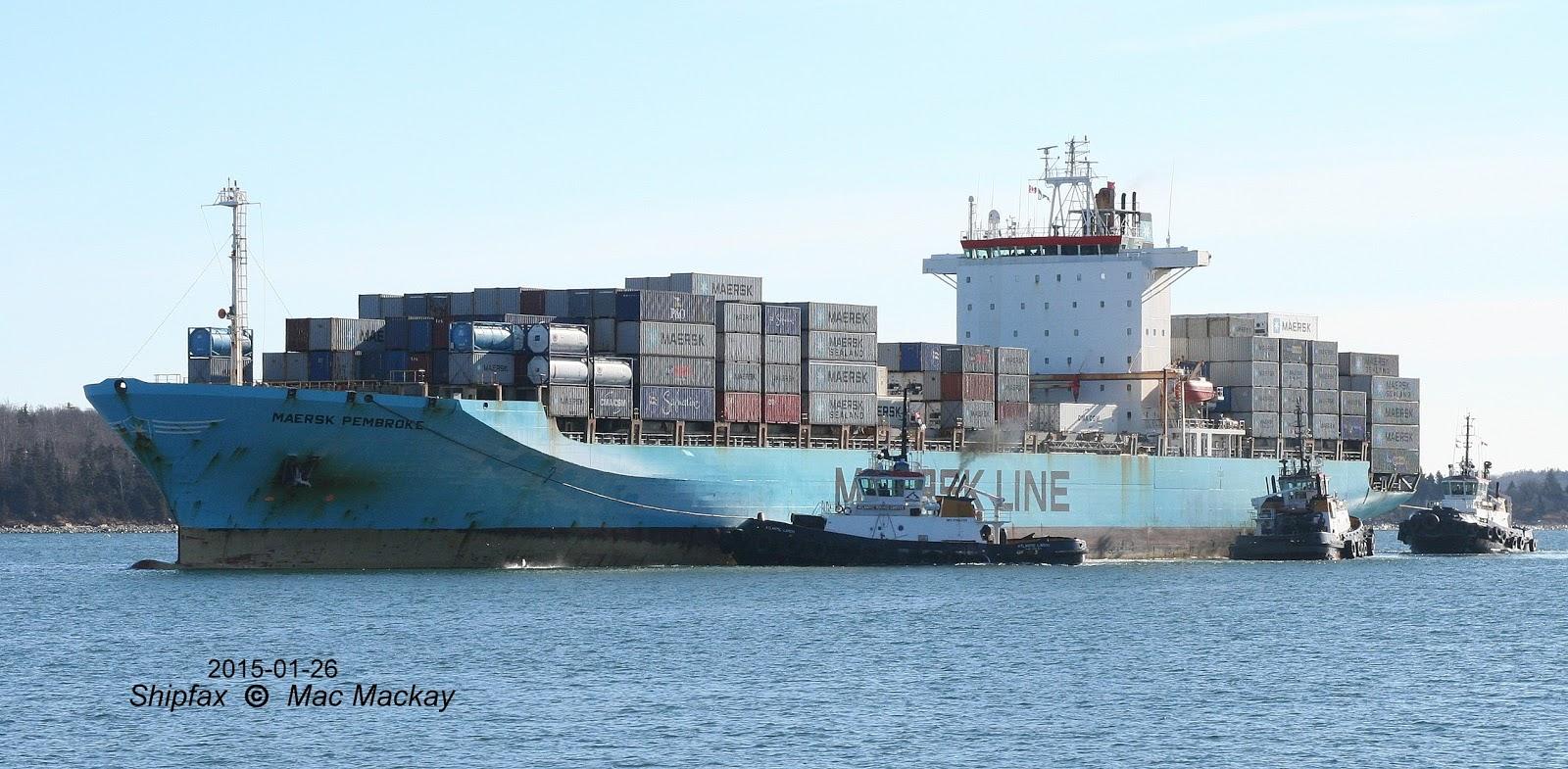 Shipfax: September 2017
