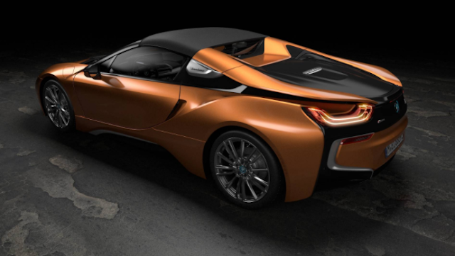 2019 Bmw I8 Roadster Features Exterior Interior Engine Cars