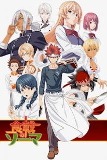 Download Shokugeki no Souma Episode 01-24 (Batch) Sub Indo
