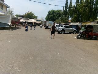 Keamanan di Pasar Pusat Perdagangan Harjamukti Kota Cirebon Masih Minim