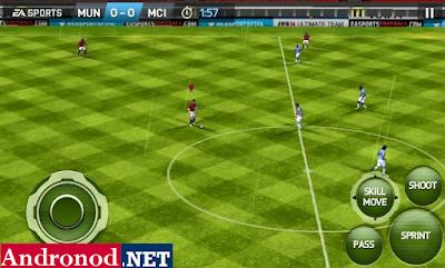 FIFA 14 v1.3.6 Mod Apk+Data Obb (Full Unlocked)