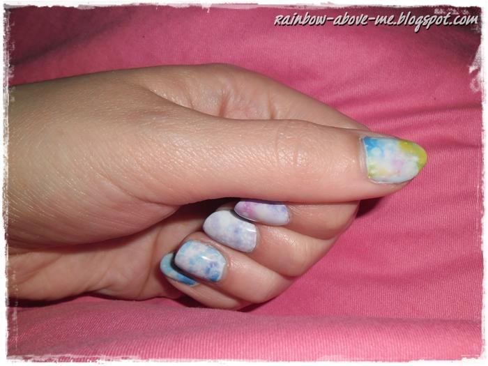 Naklejki Na Paznokcie Hybrydowe Pastelowy Manicure Hybrydowy