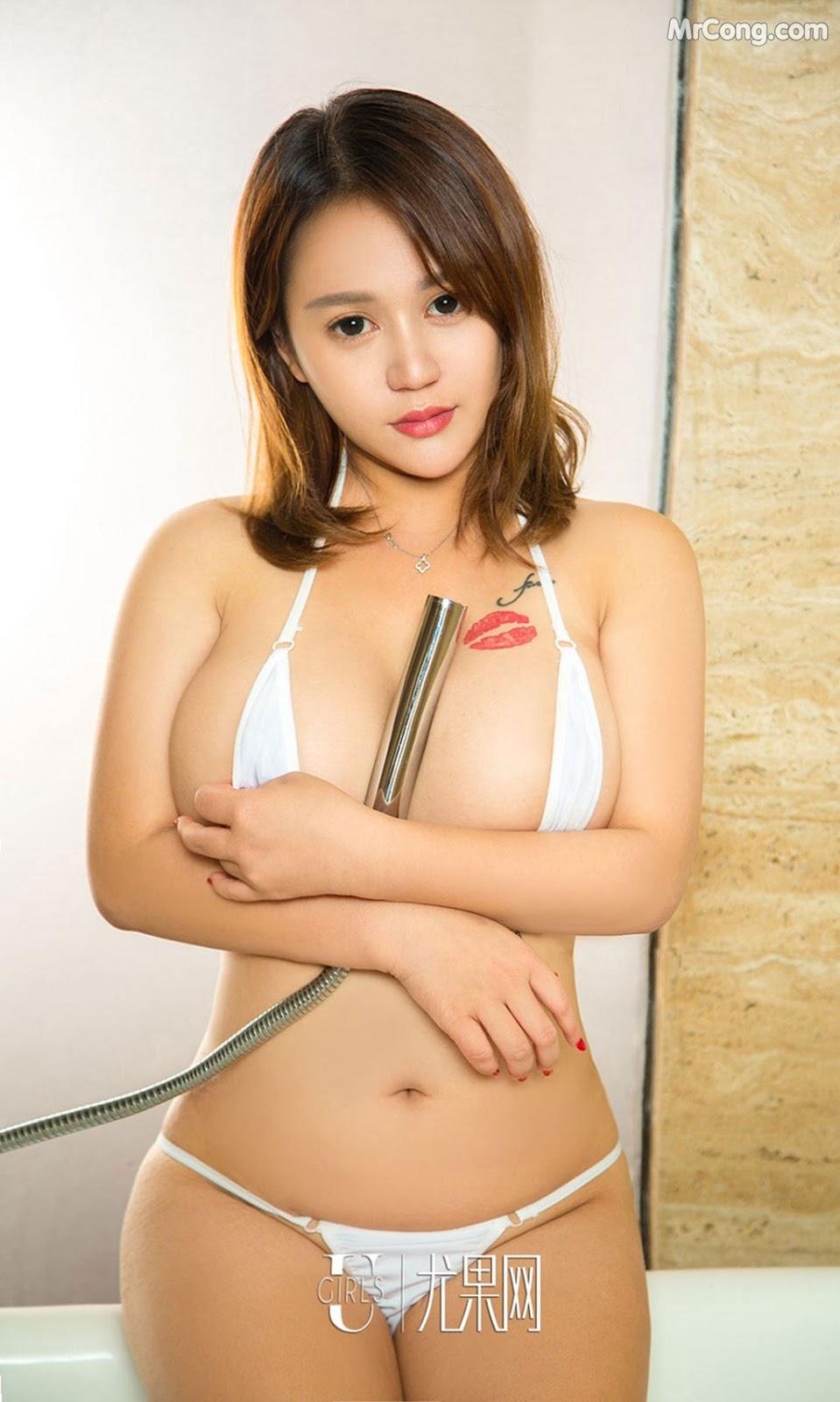 Image UGIRLS-Ai-You-Wu-App-No.913-Xiao-Meng-Meng-MrCong.com-003 in post UGIRLS – Ai You Wu App No.913: Người mẫu Xiao Meng Meng (小梦梦) (40 ảnh)