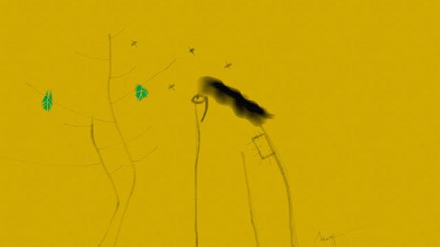 တည္ဘြားဦး ● ပုန္ေရွာင္ေလျခင္း