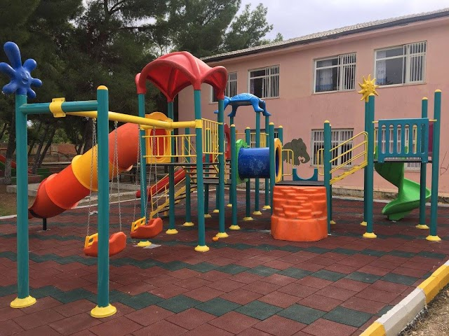 Bozova'da 11 okula oyun alanı