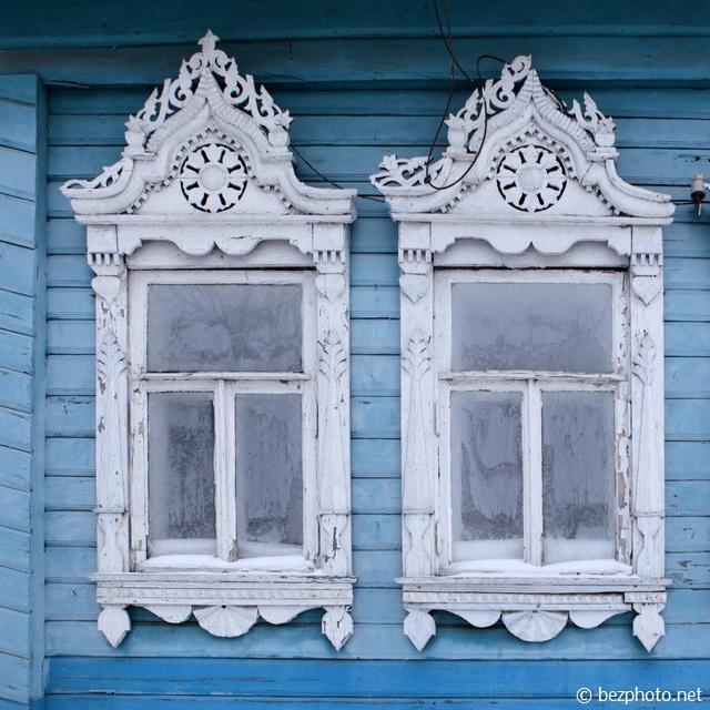 ярославская область наличники