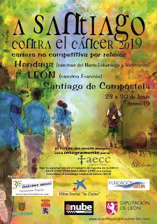 A Santiago Contra el Cancer 2019