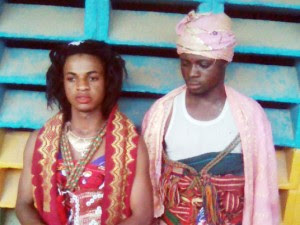 Photo: Police Arrests Gay Couple Having Elaborate Wedding In Abuja